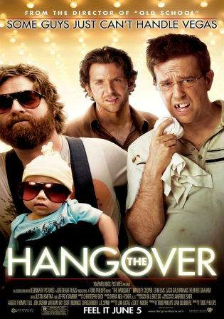 The Hangover Part I 2009 BRRip 300MB UNRATED Hindi Dual Audio 480p