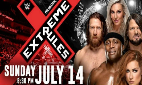 WWE Extreme Rules 2019 PPV 480p 900Mb WEBRip Watch Online Free Download bolly4u