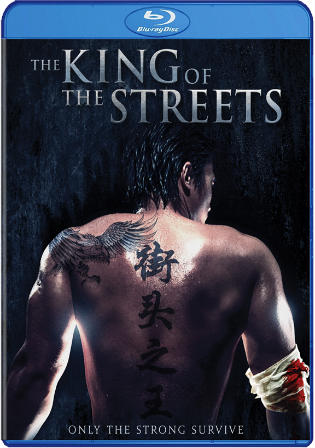 The King of the Streets 2012 BRRip 300Mb Hindi Dual Audio 480p Watch Online Full Movie Download Bolly4u
