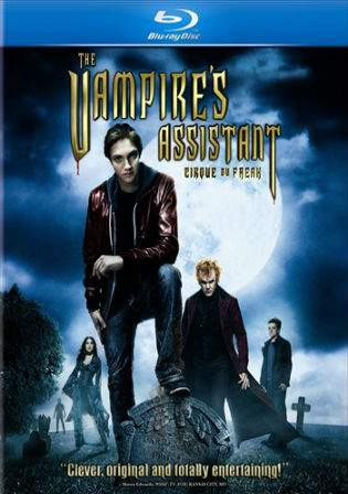 The Vampires Assistant 2009 BRRip 300MB Hindi Dual Audio 480p Watch Online Full Movie Download bolly4u