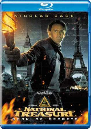 National Treasure Book of Secrets 2007 BluRay 300MB Hindi Dual Audio 480p Watch Online Free Download bolly4u