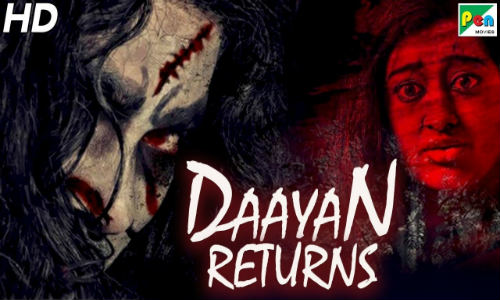 Daayan Returns 2019 HDRip 750Mb Hindi Dubbed 720p Watch Online Full Movie Download bolly4u