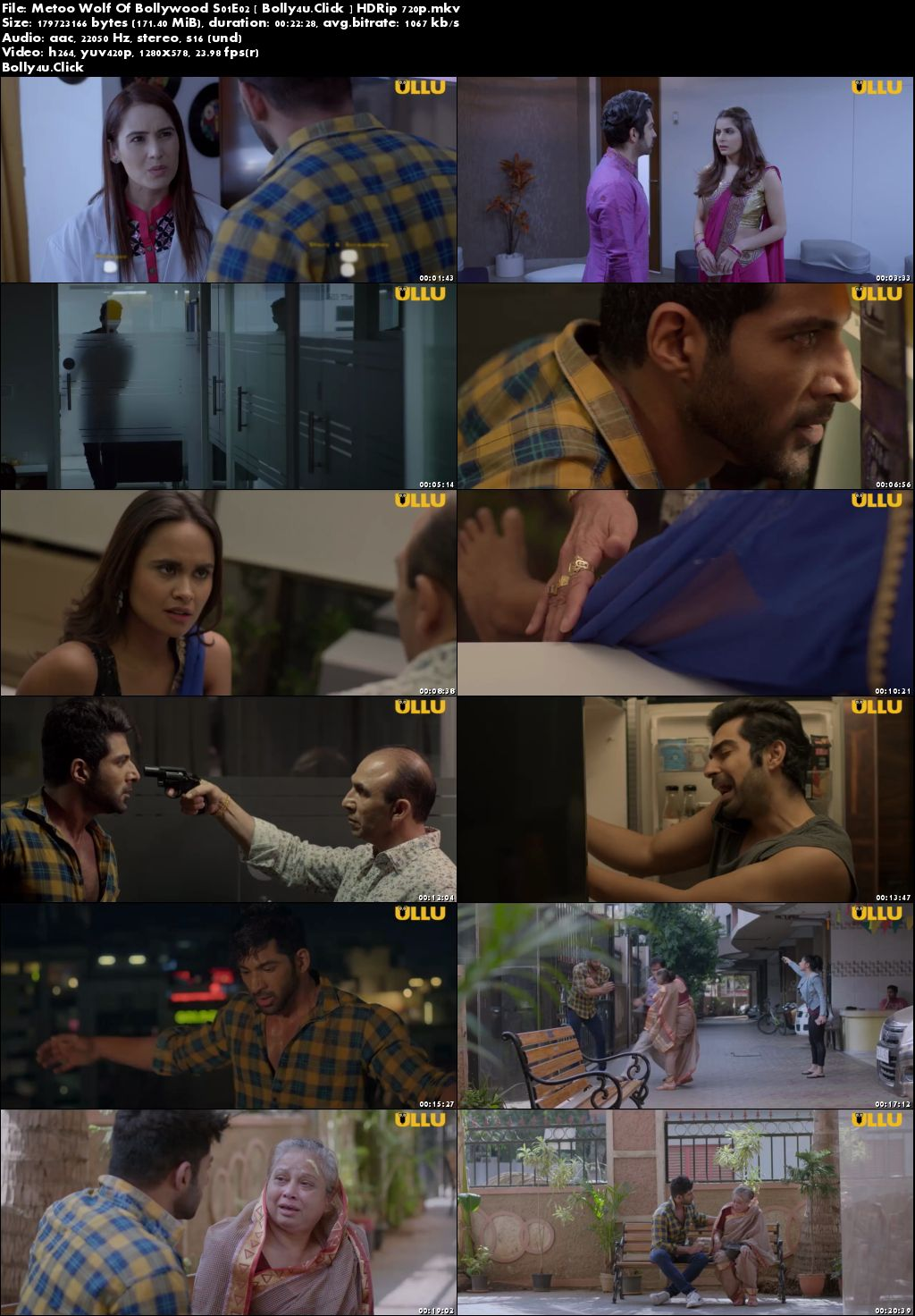Metoo Wolf Of Bollywood HDRip 700MB Part 1 Hindi 720p Download