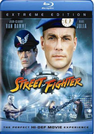 Street Fighter 1994 BluRay 950MB Hindi Dual Audio 720p Watch Online Full Movie Download Bolly4u