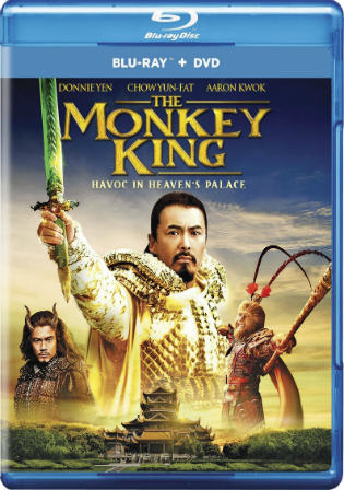The Monkey King 2014 BluRay 300MB Hindi Dual Audio 480p Watch Online Full Movie Download bolly4u