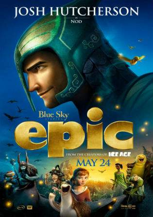 Epic 2013 BluRay 300Mb Hindi Dual Audio 480p Watch Online Full Movie Download bolly4u