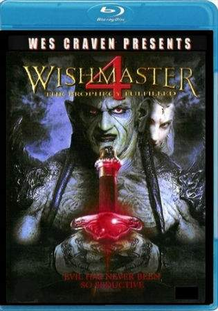 Wishmaster 4 The Prophecy Fulfilled 2002 UNRATED BluRay Hindi Dual Audio 720p Watch Online Full Movie Download bolly4u