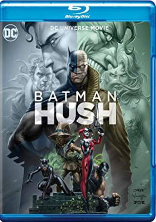 Batman Hush 2019 BluRay 250Mb English 480p ESub
