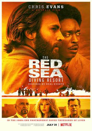 The Red Sea Diving Resort 2019 HDRip 900Mb Hindi Dubbed 720p