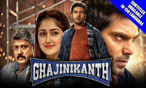 Ghajinikanth 2019 HDRip 850MB Hindi Dubbed 720p