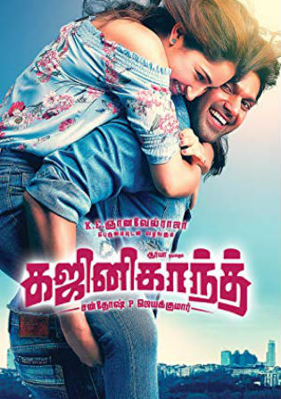 Ghajinikanth 2018 HDRip 950MB UNCUT Hindi Dual Audio 720p