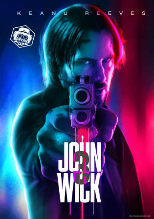 John Wick 3 2019 BRRip 300Mb English 480p ESub