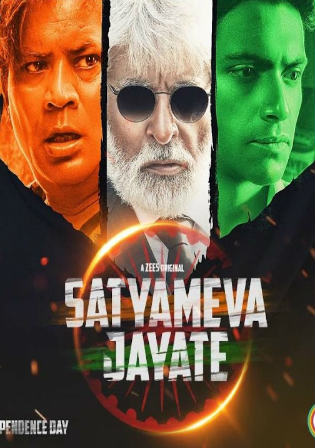Satyameva Jayate 2019 WEB-DL 300Mb Full Hindi Movie Download 480p