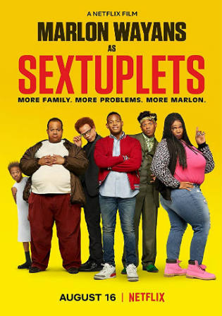 Sextuplets 2019 WEB-DL 850MB Hindi Dual Audio 720p