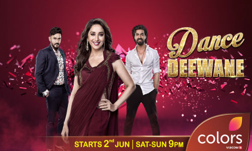 Dance Deewane S02 HDTV 480p 250Mb 17 August 2019