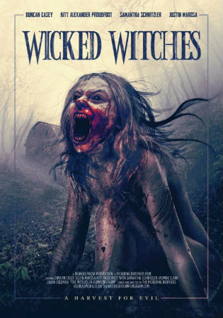 Wicked Witches 2018 HDRip 700MB Hindi Dubbed 720p Watch Online Full Movie Download bolly4u