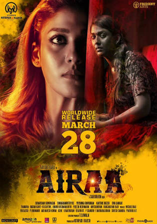 Airaa 2019 HDRip 800Mb Hindi Dubbed 720p