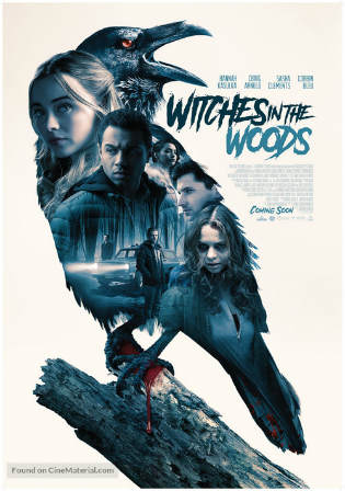 Witches in The Woods 2019 WEB-DL 280MB English 480p