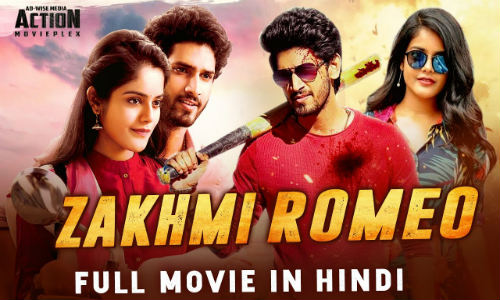 Zakhmi Romeo 2019 HDRip 800Mb Hindi Dubbed 720p