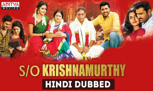 S O Krishnamurthy 2019 HDRip 900Mb Hindi Dubbed 720p