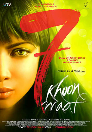 Download Film 7 Khoon Maaf 2011