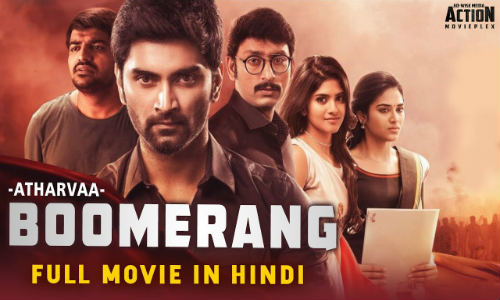 Boomerang 2019 HDRip 900Mb Hindi Dubbed 720p