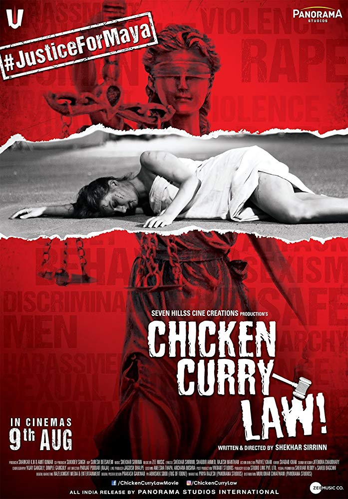 Chicken Curry Law 2019 Hindi Full Movie Download