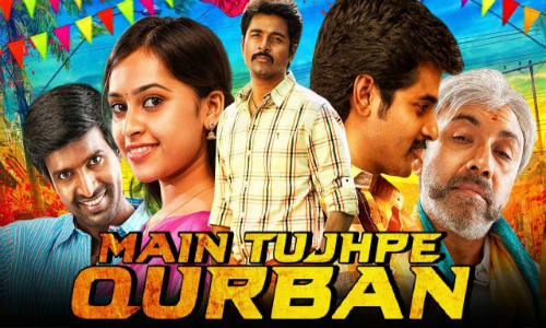 Main Tujhpe Qurban 2019 HDRip 900MB Hindi Dubbed 720p