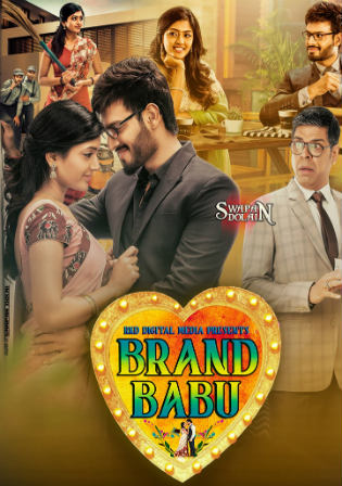 Brand Babu 2019 HDRip 1Gb Hindi Dubbed 720p