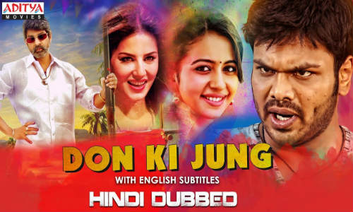 Don Ki Jung 2019 HDRip 750Mb Hindi Dubbed 720p
