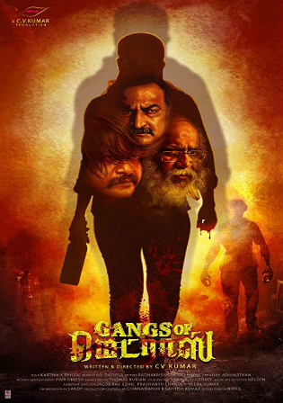 Gangs Of Madras 2019 HDRip 950MB Hindi Dubbed 720p