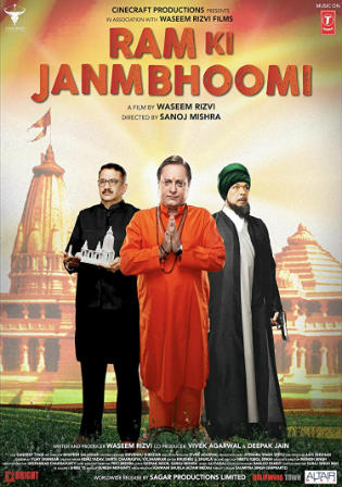 Ram Ki Janmabhoomi 2019 HDRip 900MB Hindi Dubbed 720p