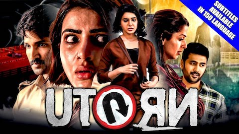 U Turn 2019 HDRip 850MB Hindi Dubbed 720p