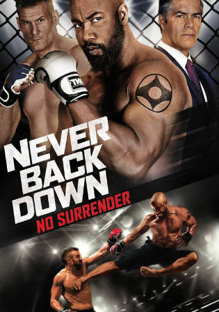 Never Back Down No Surrender 2016 WEBRip 300Mb Hindi Dual Audio 480p Watch Online Full Movie Download Bolly4u