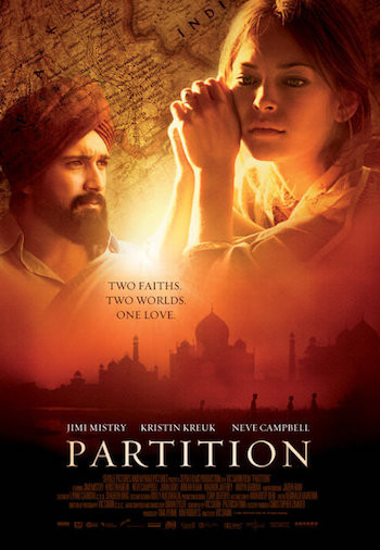 Partition 2007 300MB Movie Hindi WEBRip Dual Audio 480p
