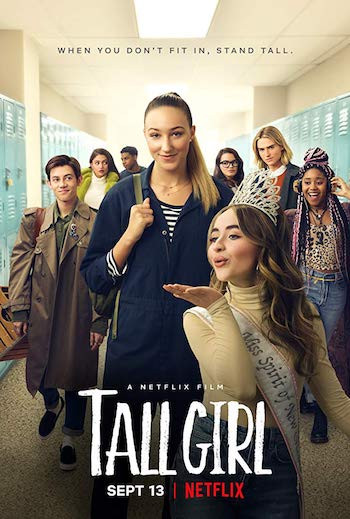 Tall Girl 2019 300MB Movie Dual Audio Hindi WEBDL 480p