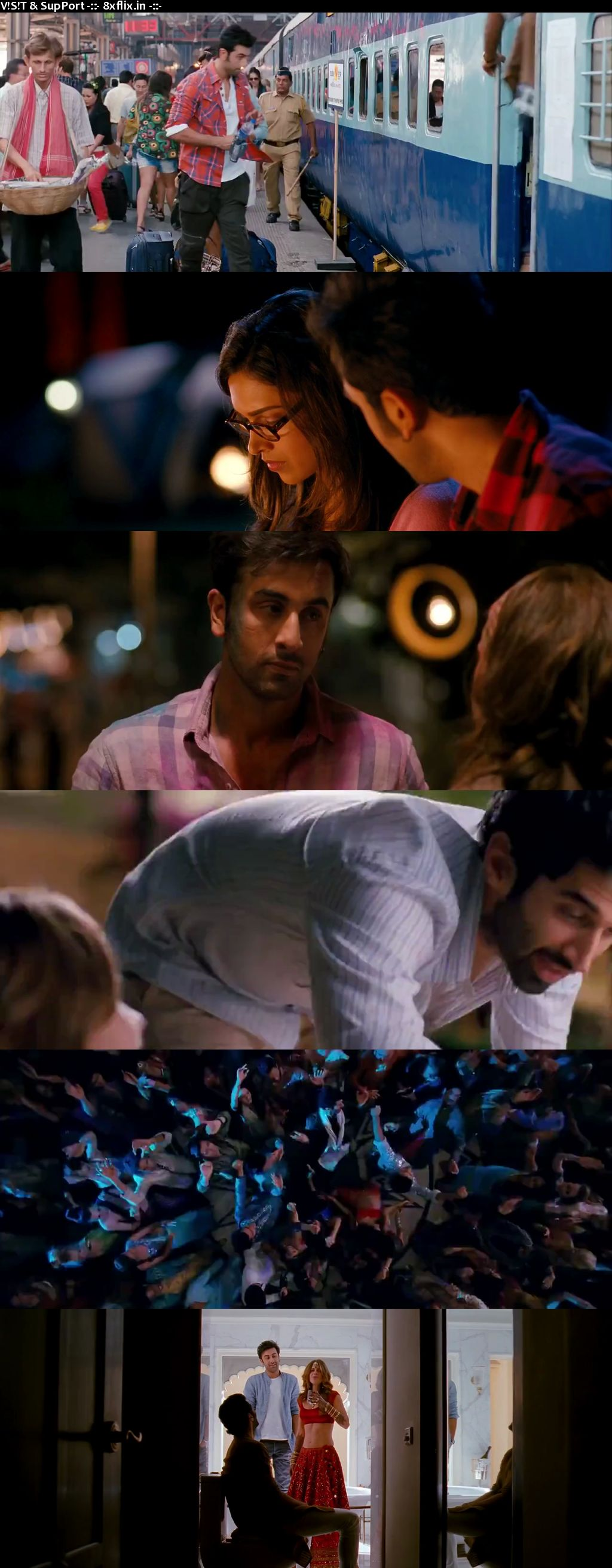 Yeh Jawaani Hai Deewani 2013 Full Hindi Movie Download 720p BRRip HD