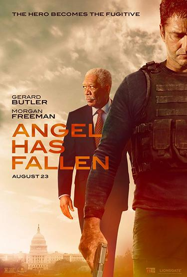 Angel Has Fallen 2019 HDCAM 800MB Hindi Dubbed 720p