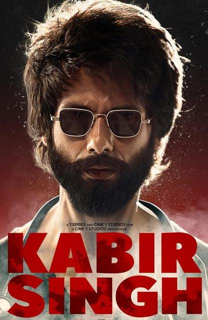 Kabir Singh 2019 WEBDL Full Movie Hindi Esub 480p