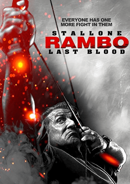 Rambo Last Blood 2019 HDCAM Hindi 700MB Dual Audio 720p