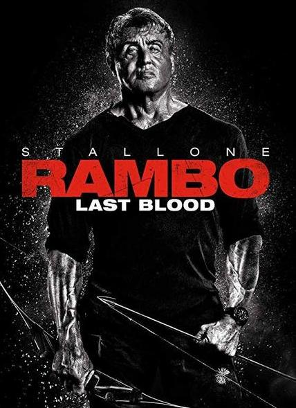 Rambo Last Blood 2019 HDCAM Hindi 300MB Dual Audio 480p