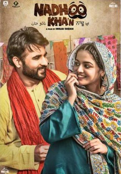 Nadhoo Khan 2019 Dowload Punjabi Movie HDRip ESubs 720p