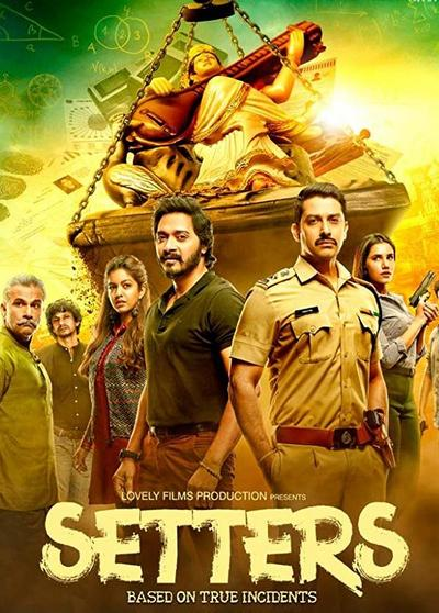 Setters 2019 HDTV Downlaod 900MB Hindi Movie 720p