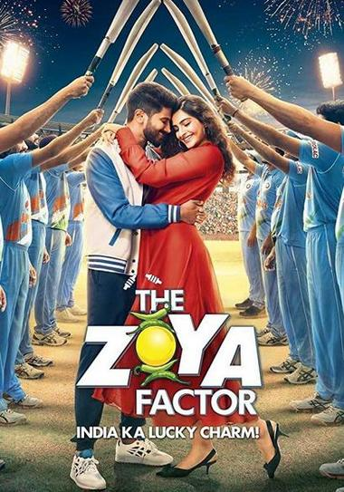 The Zoya Factor 2019 300MB Pre DvDRip Hindi Movie 480p