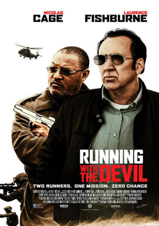 Running With the Devil 2019 WEB-DL 300MB English 480p ESub