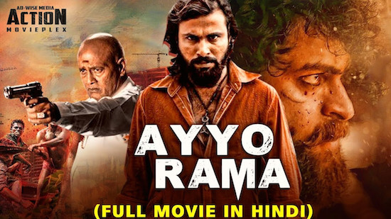Ayyo Rama 2019 HDRip 800Mb Hindi Dubbed 720p