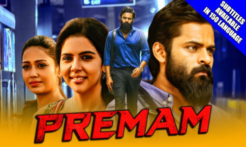 Premam 2019 HDRip 700Mb Hindi Dubbed 720p