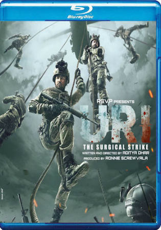 Uri The Surgical Strike 2019 BluRay 950Mb Hindi 720p Watch Online Full Movie Download bolly4u