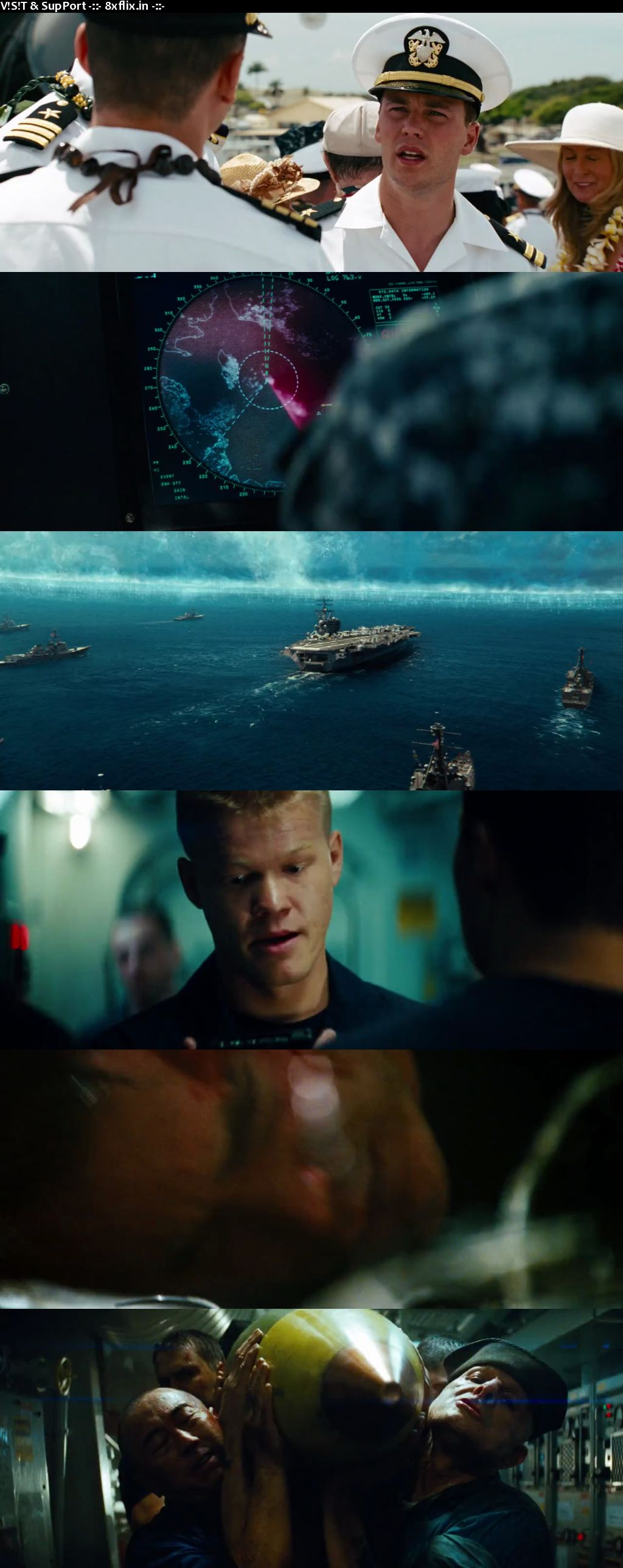 Battleship 2012 Hindi Dual Audio 720p BluRay 1GB