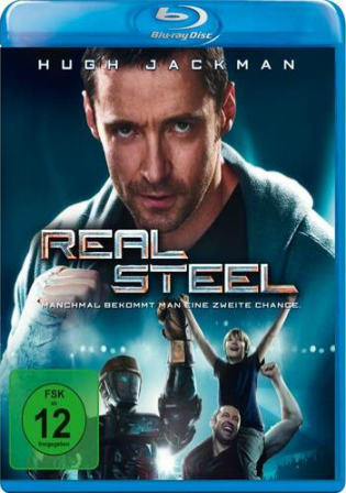 Real Steel 2011 BluRay 400Mb Hindi Dual Audio 480p ESubs Watch Online Full Movie Download bolly4u